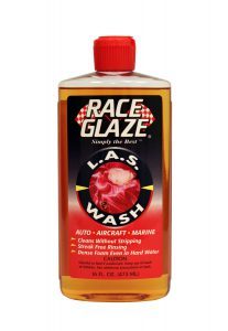 Race Glaze L.A.S. Wash