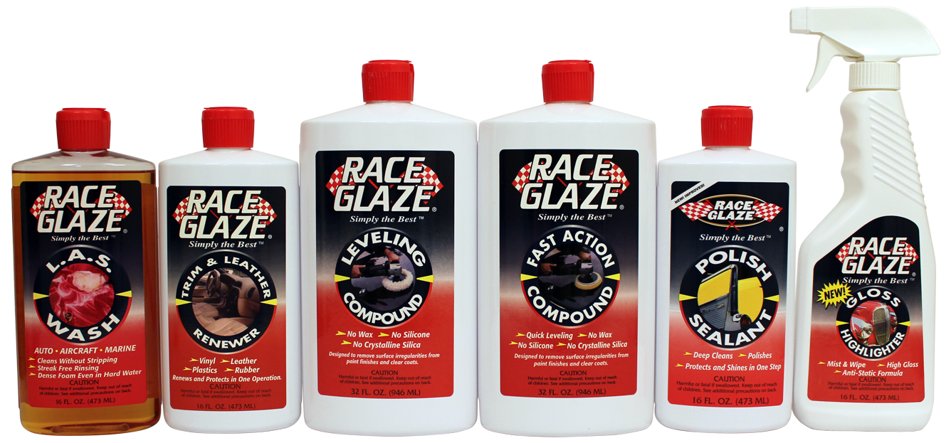 Race Glaze- Simply the Best